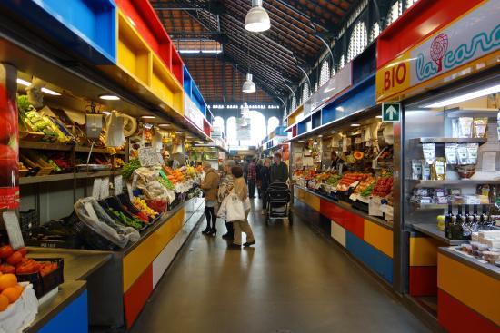 Mercado Central de Atarazanas, Malaga - kuva: Mercado Central de Atarazanas, ...