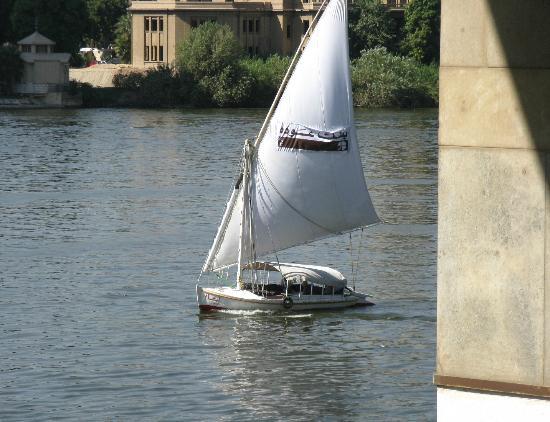 Zamalek (Gezira Island) : Kair
