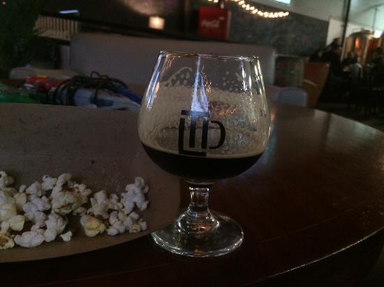 Hopkins, MN: Double Chocolate Milk Stout at LTD Brewing tap room