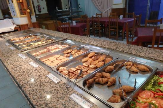 Breakfast buffet pastries picture of hotel tenerife - Hotel ving puerto de la cruz ...