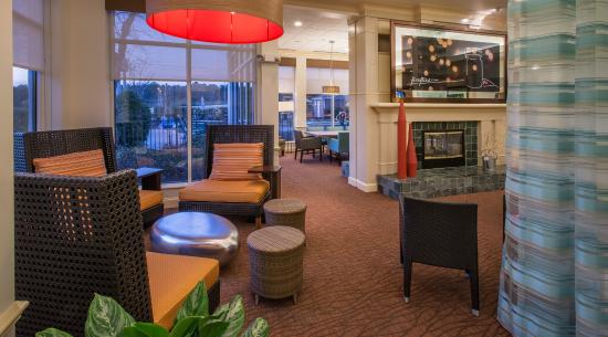 Hilton Garden Inn Huntsville/Space Center : Lobby