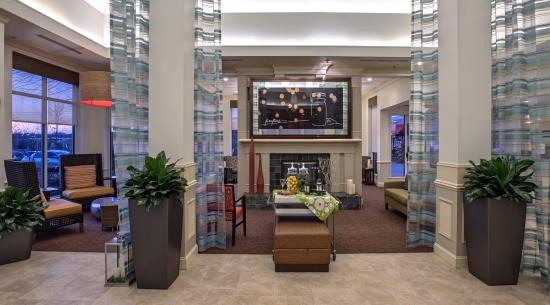 Hilton Garden Inn Huntsville/Space Center: Lobby