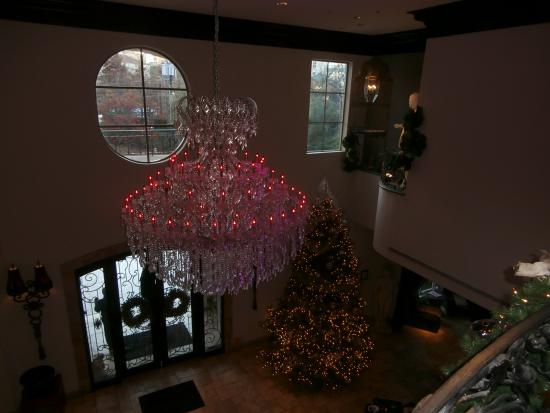 Hotel ZaZa Dallas: All Decked out for Christmas!