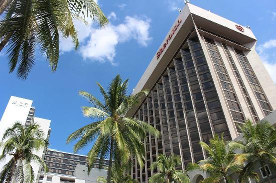 Sheraton Grand Panama: Un hotel muy agradable y bien ubicado