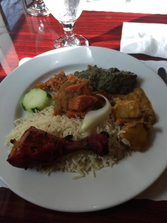 ‪Curry Club Indian Bistro‬