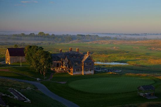 Lodge at Erin Hills Golf resort