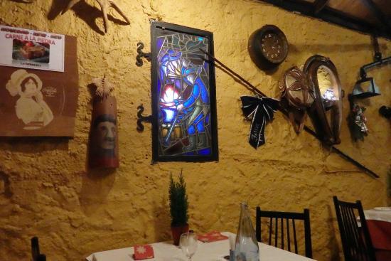 La Herrería: Interior detail of La Herreria