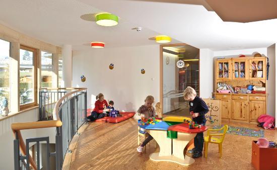 Feld am See, Österreich: Kinderspielzimmer