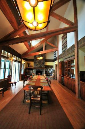 Twin Bridges, Montana: Dining Room