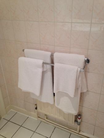 Holiday Inn Milton Keynes East - M1 Jct 14: Clean towels