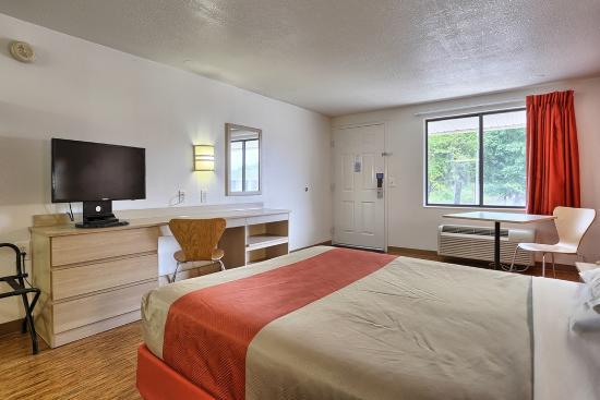 Motel 6 Harrisburg - Carlisle: Guest Room
