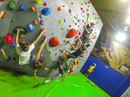 Sciana Wspinaczkowa Picture Of Climbing Spot Poznan Tripadvisor