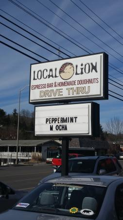 the Local Lion Boone!
