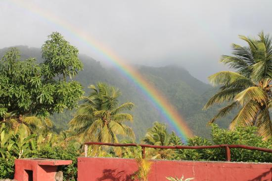 Crystals St Lucia: amazing views