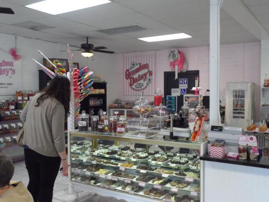 Grandma Daisy's bakery smells like heaven