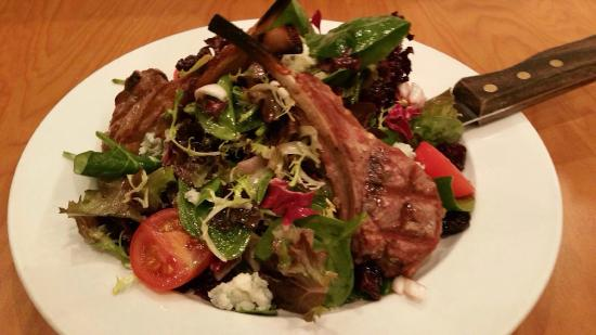 Christopher's a Neighborhood Place: Lamb Salad Special