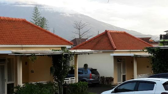 Riverstone Hotel & Cottage: Pemandangan indah di pagi hari