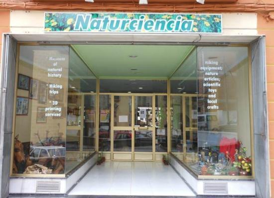 Museo Naturciencia