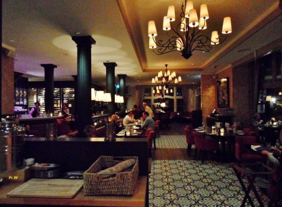 Bussum, Nederland: Restaurant Bel Ami .