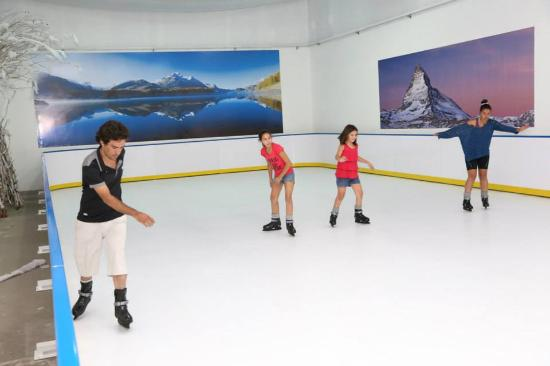 Glice Ice Rink
