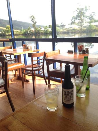 Boat House Cafe : Amazing view