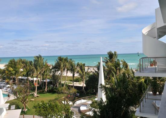 The Miami Beach Edition View From Bungalow Ocean King Room