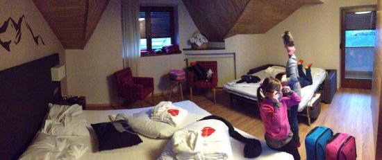 Hotel Mühlener Hof: Grande camera