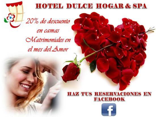 Hotel Dulce Hogar: Promoción