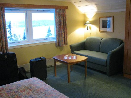 Rustad Hotell & Fjellstue: Bedroom