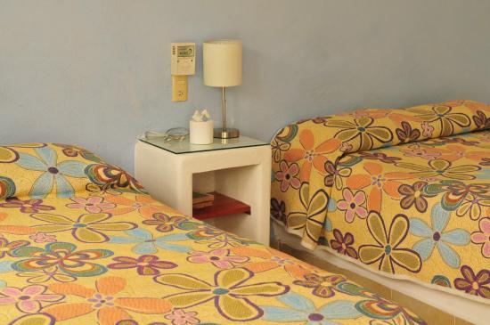 Hotel Rivera del Mar: habitación