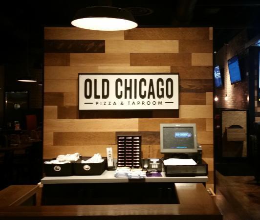 Old Chicago Pizza & Taproom, Dallas