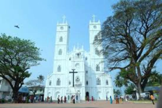‪Vallarpadam Church‬