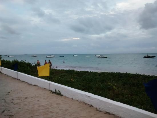 Pousada Vila Marinha: final da tarde