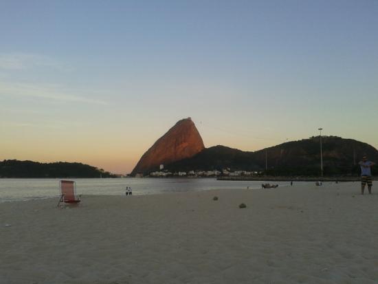 Flamengo district: Praia do Flamengo