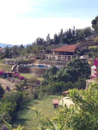 Monte Coxala Spa: Hermoso