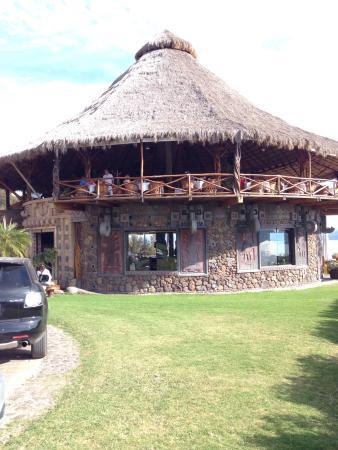 Monte Coxala Spa: Restaurant