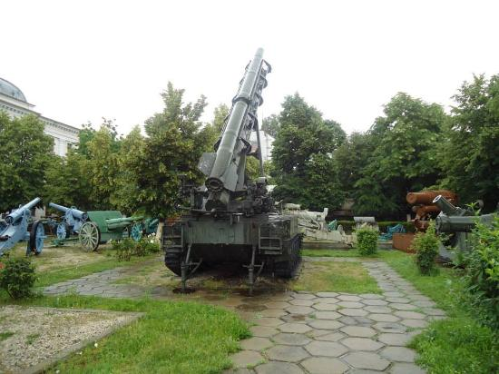 National Military Museum Bucharest: Military Hardware