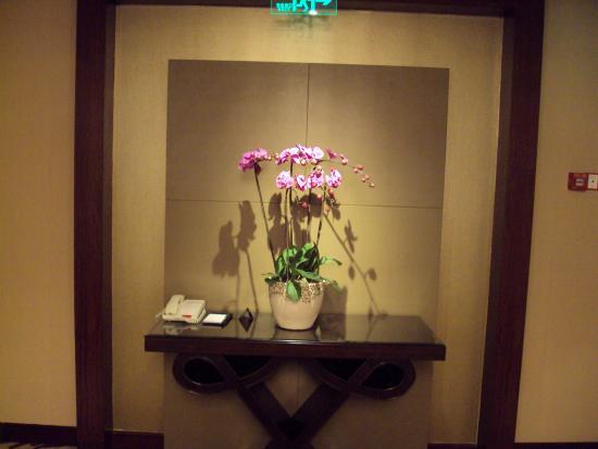 Sheraton Jiangyin Hotel : on the way to my room