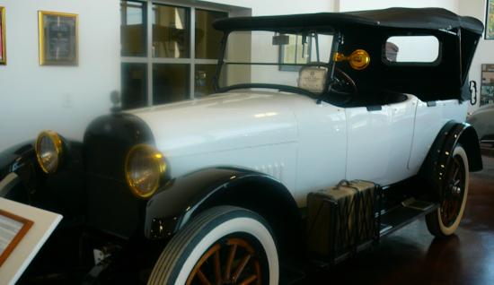 Swope's Cars of Yesteryear Museum: 1920 Nash