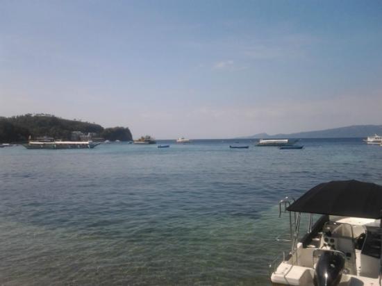 Sabang Inn Diver Dream Resort: View from room area