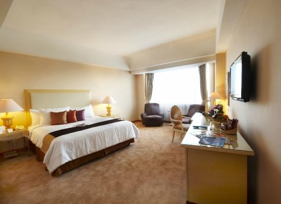 Hotel Gran Puri Manado: Club Deluxe Room