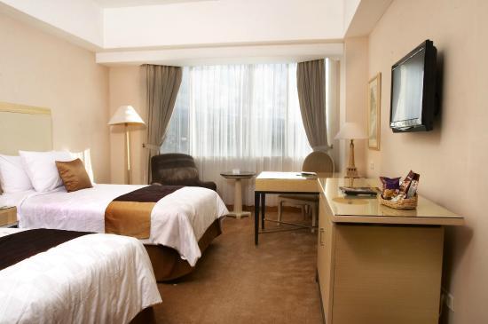 Hotel Gran Puri Manado: Club Superior Room