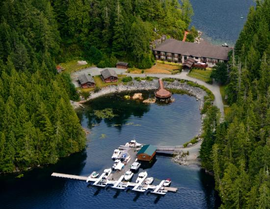 Photo of Eagle Nook Resort & Spa Barkley Sound