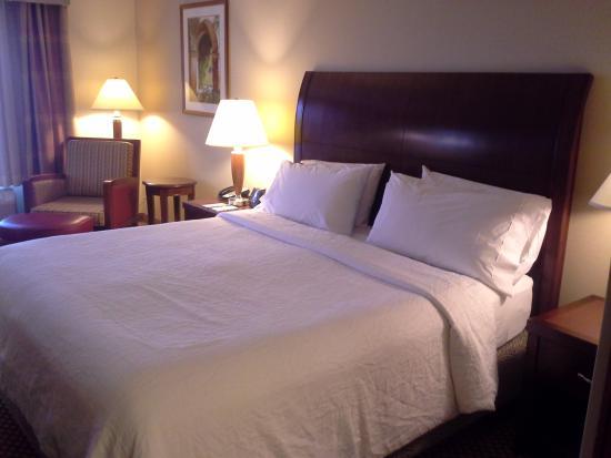 Hilton Garden Inn Riverhead: Room1