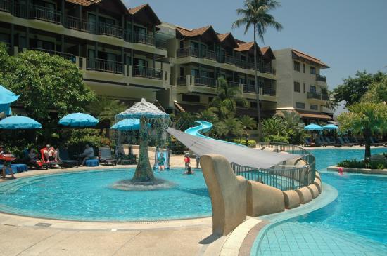 kids pool picture of phuket marriott resort spa. Black Bedroom Furniture Sets. Home Design Ideas