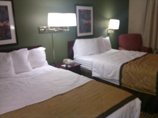 Extended Stay America - Albuquerque - Rio Rancho: 2 queen suite