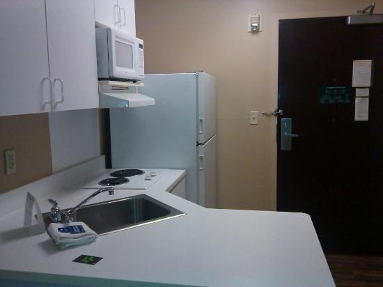 Extended Stay America - Albuquerque - Rio Rancho : Kitchen suite