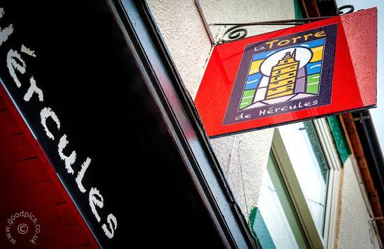Earl Shilton, UK: Restaurant Signage