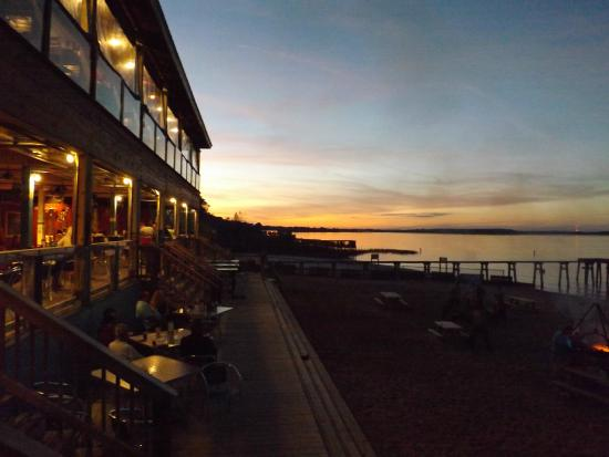 Eaton S Beach Sandbar Grill