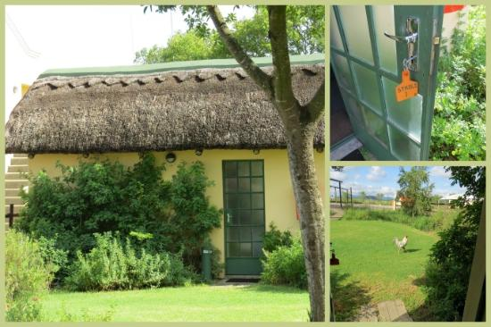 Stable cottage at Battlefields Country Lodge